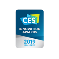 CES 2019 Innovation Award Honoree