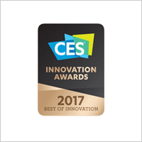 CES 2017 Best of Innovation Award