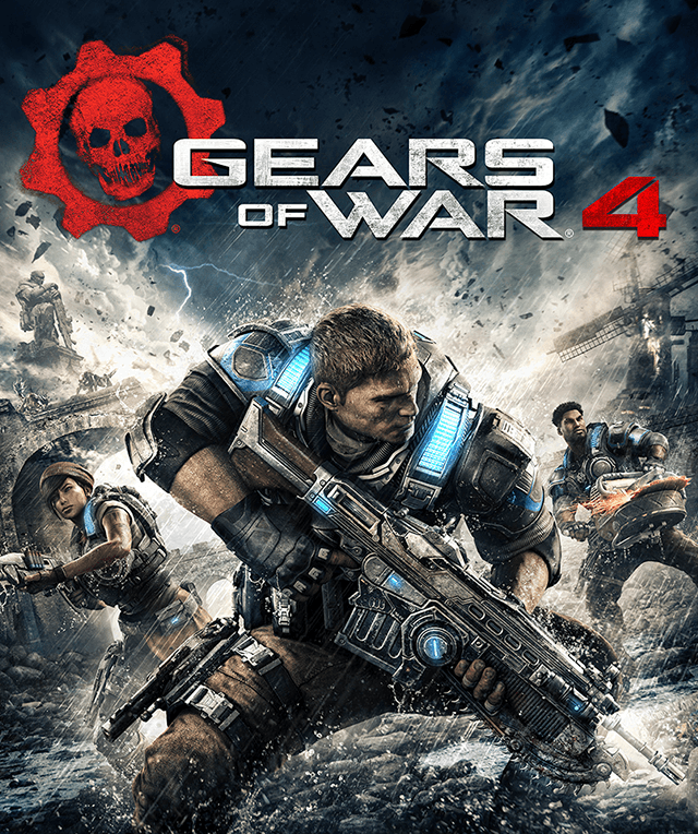 Gears of War 4 推奨製品